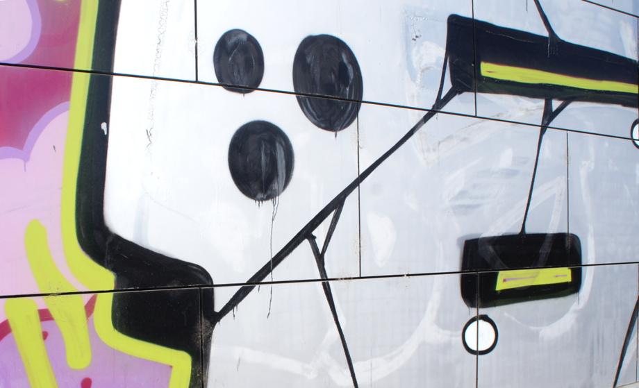 Graffitientfernung Stuttgart, Esslingen, Ostfildern, Filderstadt, Ludwigsburg